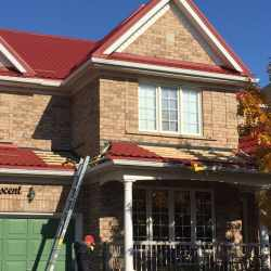 metal roofing repair toronto