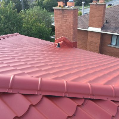 roofing project toronto