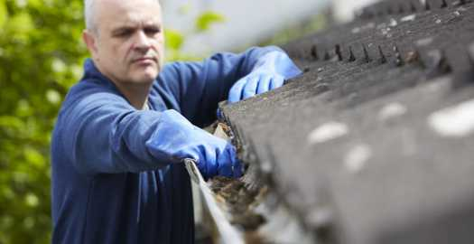 Why do I Need to Clean My Gutters in Spring?
