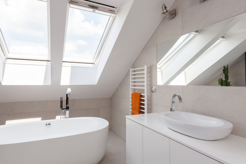 Add More Natural Light with Skylights
