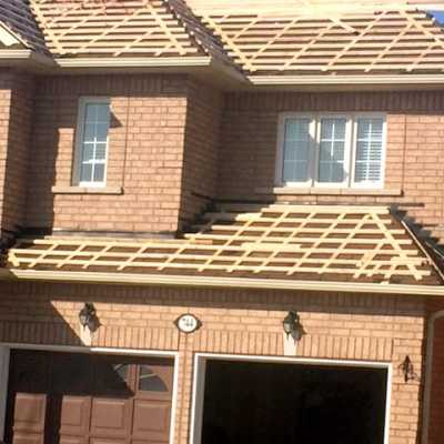 metal roof installation toronto
