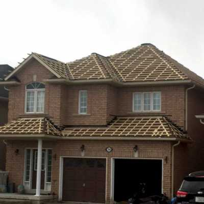 metal roof replacement Brampton