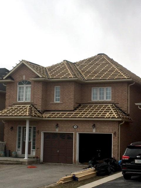 metal roof replacement Brampton
