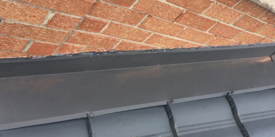Metal Roof Sealing to Stop Leaks