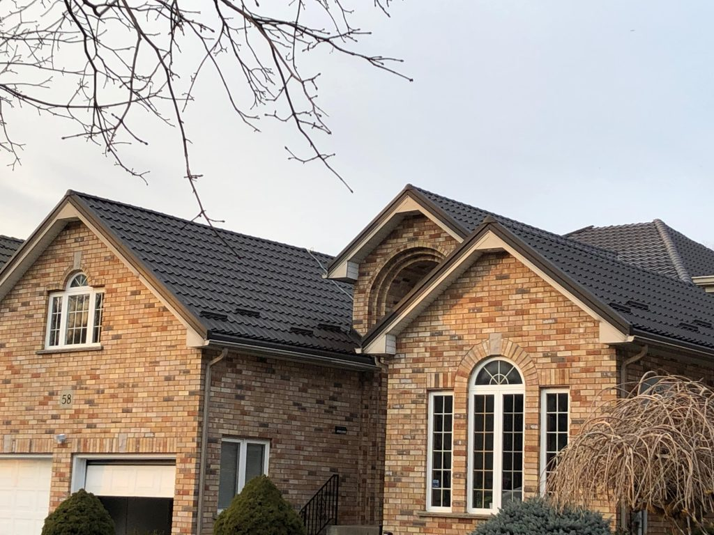 Steel Roof Replaced in Mssissauga