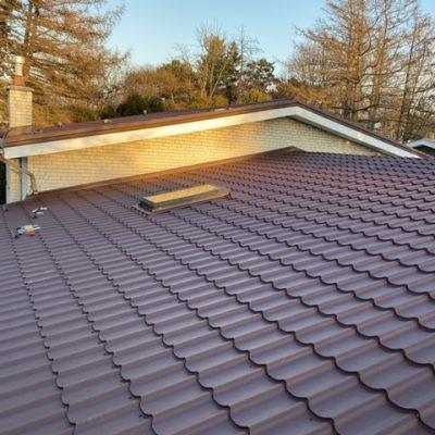 metal roofs
