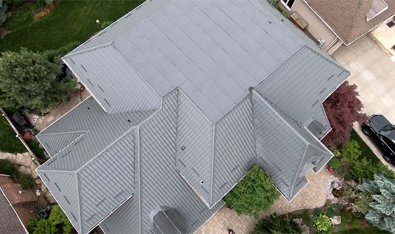 Metal Roof Installation Services Toronto