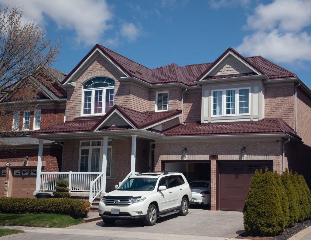 Metal Roof Installation Project by Dream Roof