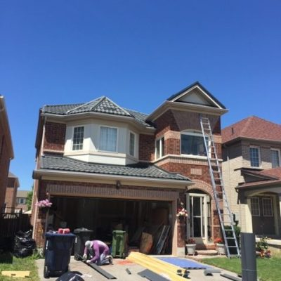 metal roofing toronto