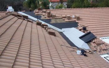 metal roof installation by dream roof