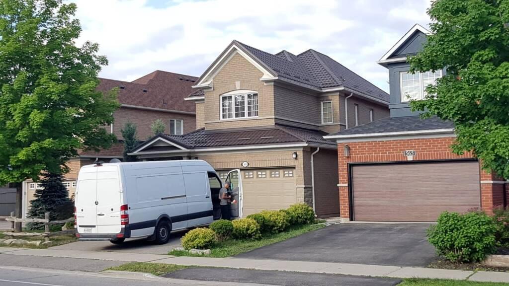 New Metal Roofing Installation Contractors Brampton