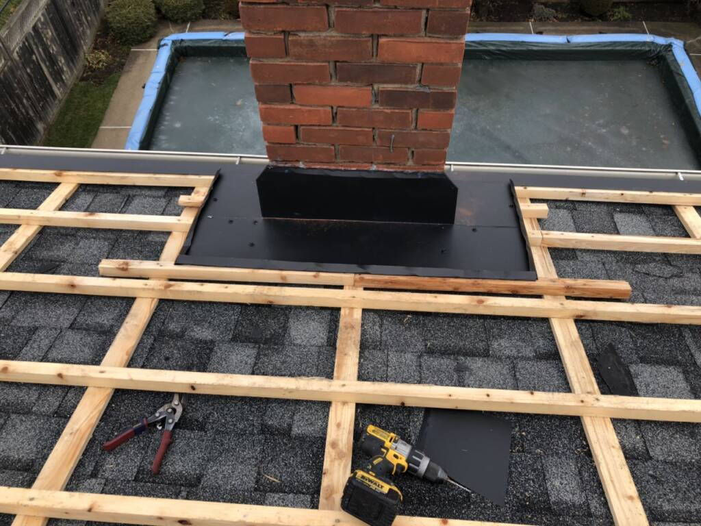 Steel Roofing Installation by Dream Roof